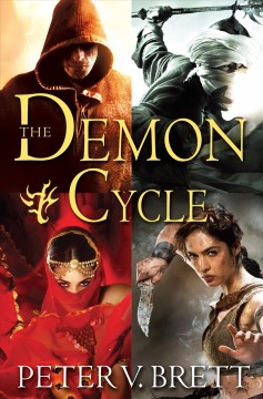 The Demon Cycle 5-Book Bundle The Warded Man, The Desert Spear, The Daylight War, The Skull Throne, The Core