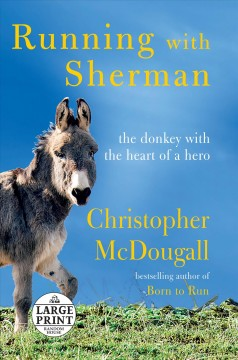 Running with Sherman - the donkey with the heart of a hero