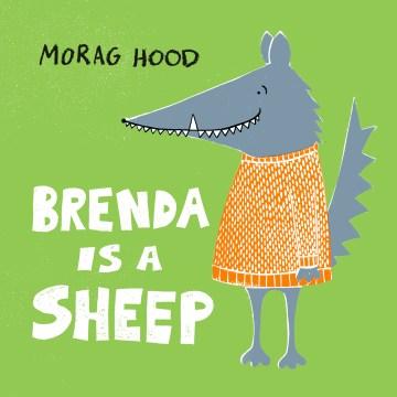 Brenda is a sheep