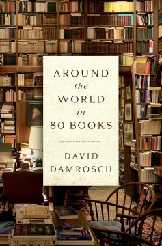 Around the World in 80 Books - A Literary Journey