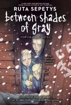 Between shades of gray - the graphic novel