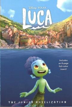 Luca - The Junior Novelization