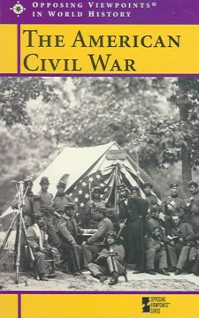 a look at the onset of the american civil war