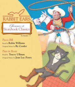 Rabbit Ears Treasury of Storybook Classics. Vol. 1