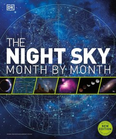 The night sky - month by month