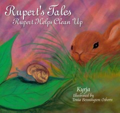 Rupert's tales. Rupert helps clean up