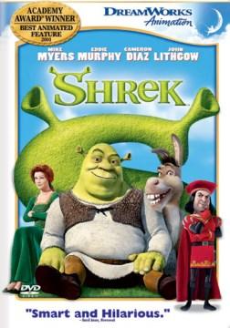 Shrek [Motion picture : 2001]
