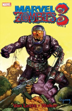 Marvel zombies 3. Issue 1-4