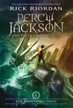 Percy Jackson and the Lightning Thief, reviewed by: Charlotte Siena <br />