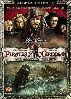 Pirates of the Caribbean. 3, At world's end [2-Disc limited edition]
