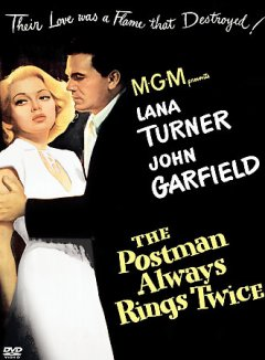 The postman always rings twice[Motion picture : 1946