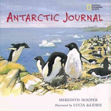 Antarctic journal : the hidden worlds of Antarctica's animals