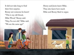 Mike's Mystery - The Boxcar Children- Time to Read, Level 2