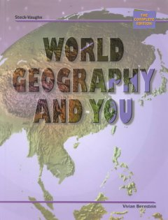World geography and you [textbook]