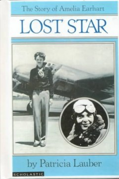 Lost star - the story of Amelia Earhart