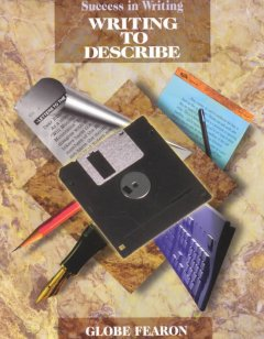 Success in writing - writing to describe