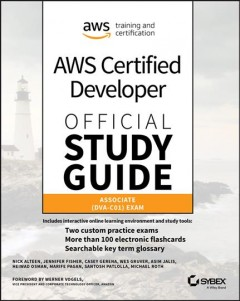 AWS certified developer - official study guide - associate (DVA-C01) exam