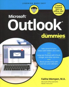 Outlook for Dummies - Office 2021 Edition