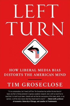 Left turn - how liberal media bias distorts the American mind
