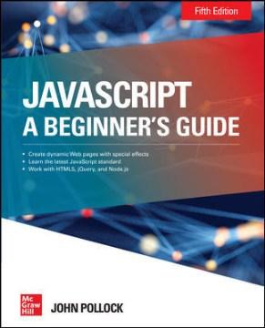 JavaScript - a beginner's guide