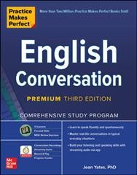 Practice makes perfect- English conversation