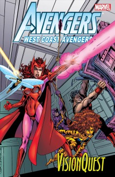 Avengers west coast - vision quest. Issue 42-50