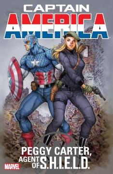 Captain america- peggy carter, agent of s.h.i.e.l.d.