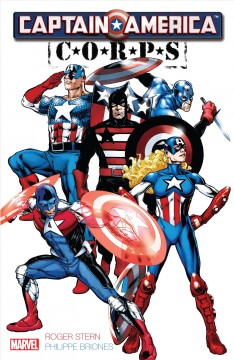 Captain America corps. Issue 1-5