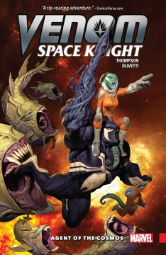 Venom - space knight. Volume 1, issue 1-6, Agent of the cosmos