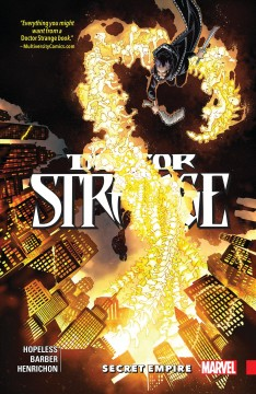 Doctor Strange. Volume 5, issue 21-26, Secret empire