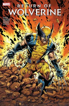 Return of Wolverine. Issue 1-5