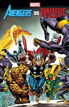 Avengers vs. fantastic four