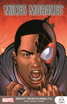 Miles Morales. Great responsibility