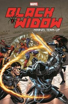 Black Widow. Marvel team-up