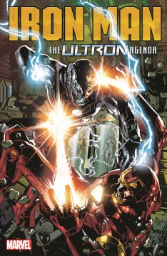 Iron Man. Issue 15-19. The Ultron agenda