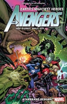 Avengers. Volume 6, issue 26-30, Starbrand reborn