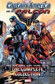 Captain America & the falcon by Christopher Priest - the complete collection. Issue 1-14