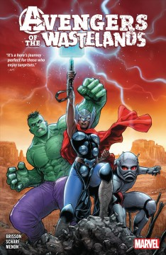 Avengers of the wastelands. Issue 1-5