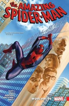 The amazing Spider-Man - worldwide.