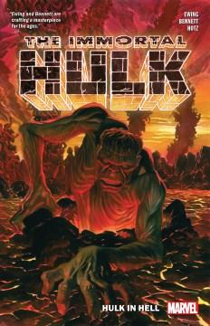 The immortal Hulk. Hulk in Hell Hulk in hell