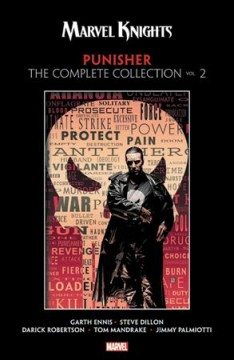 Marvel knights Punisher by Garth Ennis - the complete collection. Vol. 2