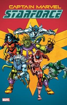 Captain Marvel - Starforce