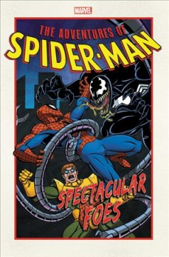 The adventures of Spider-Man - Spectacular foes