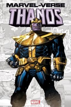 Marvel-verse - Thanos