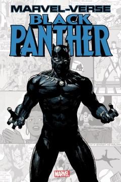 Marvel-verse - Black Panther.