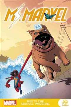 Ms. Marvel meets the Marvel universe.