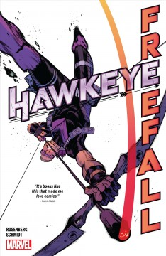 Hawkeye. Issue 1-6. Freefall