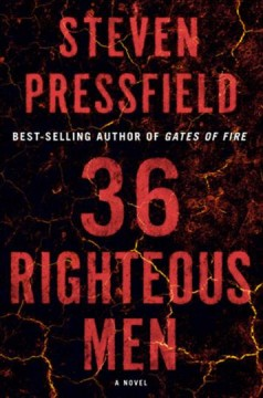 36 righteous men - a novel