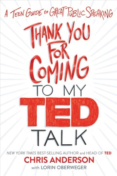 Thank you for coming to my TED talk - a teen guide to great public speaking