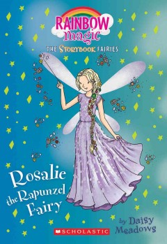 Rosalie the Rapunzel Fairy, reviewed by: Abigail <br />